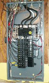 Electrical Panel » Small House Building on
