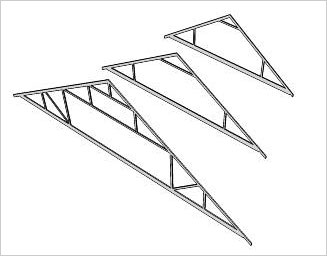 room-in-attic truss types